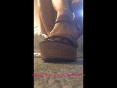 Bedja gudinnan Ryder hotels vackra fötter man patetisk looser