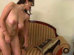 Evie Delatosso enjoys being fucked hard