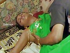 Telugu Vahini hot romantic scene