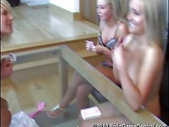 Demi, Emma & Tyler play Strip Pontoon