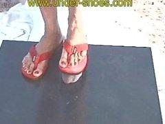 Sandal Cockboard