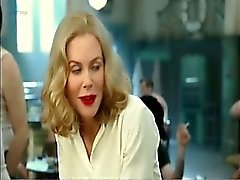 Nicole Kidman nude underneath a guy as they have sex, her