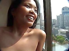 Thai Girl Nam Fucked bra