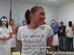 Horny teen girl loves getting fucked part5