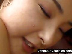 Rough japanese teen anal sex