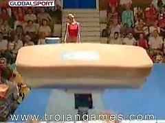 Komik Seks Jimnastik Vault