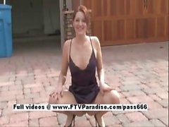 Jade Tender Sexy Girl Posing