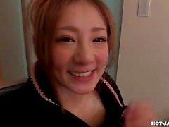 Japanese Girls enchant lustful wife public.avi