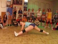 Best Ryöstösaalis twerkata Competition Sexy Tyttöjen