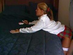 Blonde Wife In Kinky Sex Game