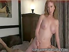 Girlfriend filmed fucking her