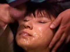 Kinky Japanese girls putting their wonderful oral talents i