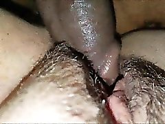 White MILF cheating on her hubby with a BBC