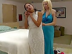 Shyla Jennings y Bree Daniels Have Fun lesbiano