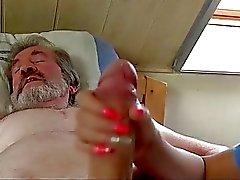 Curar sexual no do vovô de dor