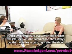 FemaleAgent. Let's wank together