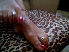 Mexi amazing feet