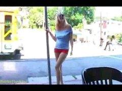 Rylie Richman Dressed Only In Stiletto Heels - BestPublicFlashing