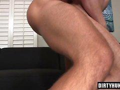 Lihakseen homo- etukansi flop creampie