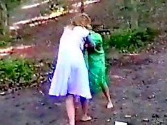Mom's Dirty Catfight