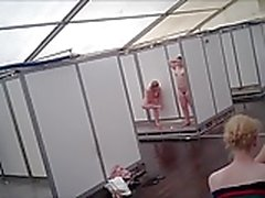 Beach Changing Room (hidden cam)