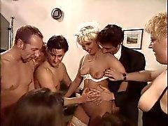 wedding orgy