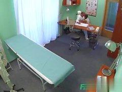 Fake Hospital Russian chick