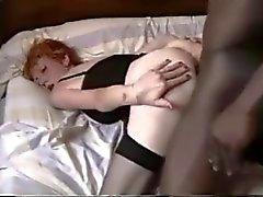 skinny mature redhead wife on bbc