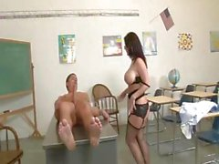 British Slut Sophie Dee Gets Fucked As A Teacher