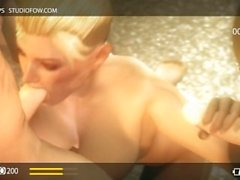 Mortal Kombat X Cassie Cage [Studio FOW]