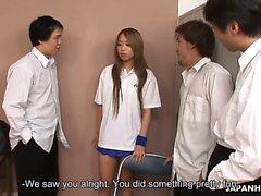 Japanese gal Remika Uehara in a smutty orgy