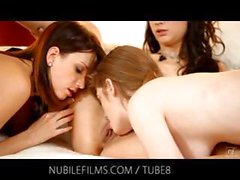 Nubile Films The Pillow Fight