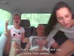 Higway üçlü - Sürüş sırasında ve Lanet yiyin!