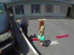 Bad Tow Truck - Ginger teen gets towed