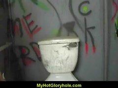 Gloryhole Initiations - Amateur cock sucking 11