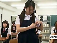 Altyazılı CFNM Japonya çıplaklar öğrenci milf öğretmen şeritleri