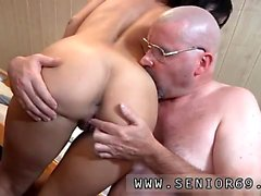 Teen sucks my dick good and girl with old boss Scarlet is to