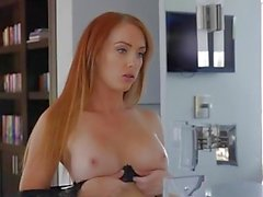 PureMature - Sexy milf Dani Jensen wet red haired pussy fucked
