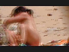 nude voyeour on the beach