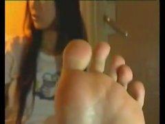 momoko feet
