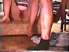 Crackwhore Fat Pig Slut, prend la pisse et de sperme