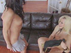 Favourite lesbian positions