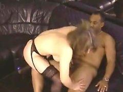 Bigass brunette slut receiving her vagina banged hard