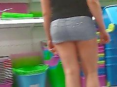 la moglie nell'hotel Asilo ultra pannello esterno le mutandine