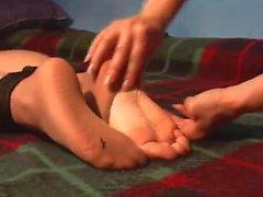 Massagem Nylon Ripping Foot