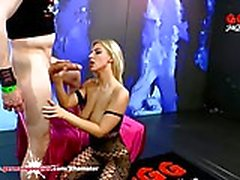 Nathaly Cherie the Gorgeous Sex Bomb fucked hardcore - GGG