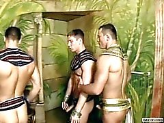 Les Gladiateurs cinq