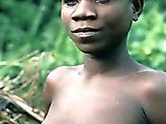 FG verdadeiros teen africanas !