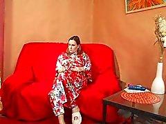 ROKO VIDEO-solo pregnant girl