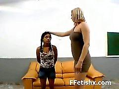 Foot Fetish Nasty Whore Toe Sucked